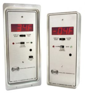Modularm75B High Low Temp Alarm