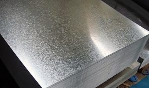 Smooth Galvanized Steel